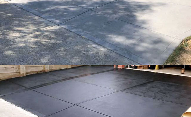 CC3 Coloured Concrete Driveways Melbourne